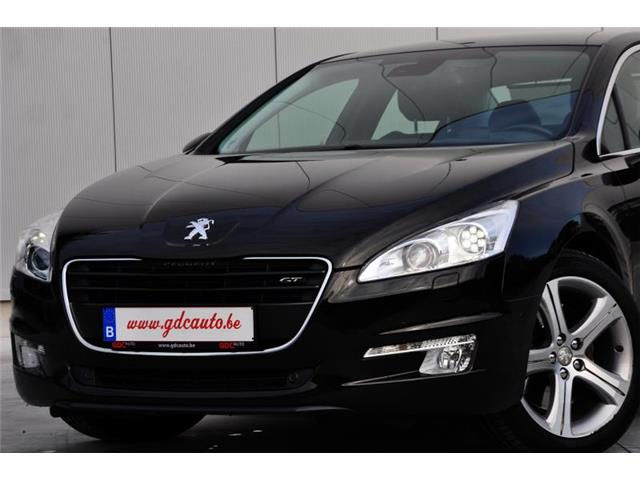 GDC Auto Peugeot 508 2.2 HDi / 240 PK GT Auto Full option !
