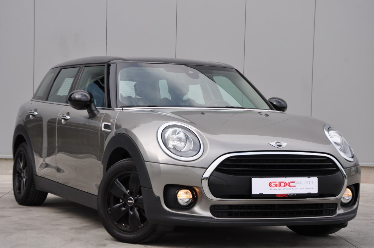 GDC Auto MINI One D Clubman NAVI -