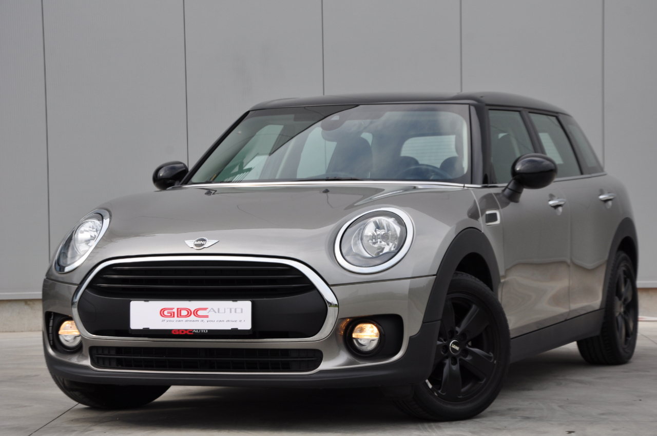 GDC Auto MINI One D Clubman