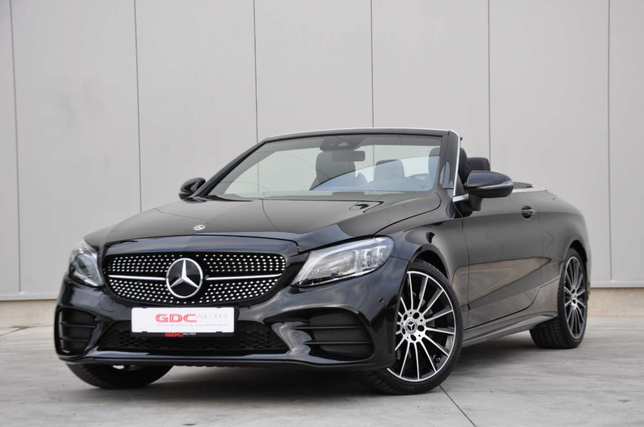 GDC Auto Mercedes-Benz C 200 AMG PACK | LEDER | FULL OPTION