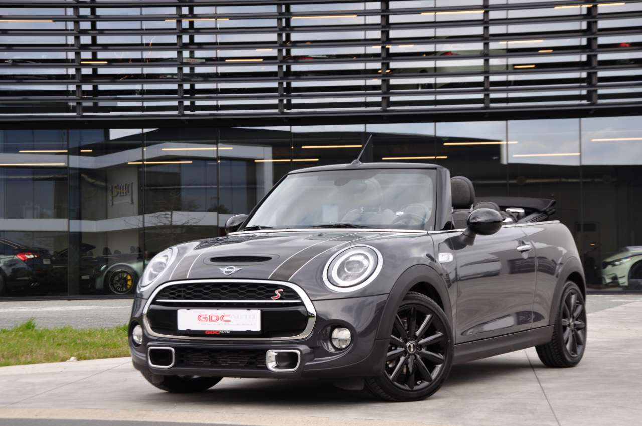 GDC Auto MINI Cooper S Cabrio FULL OPTION