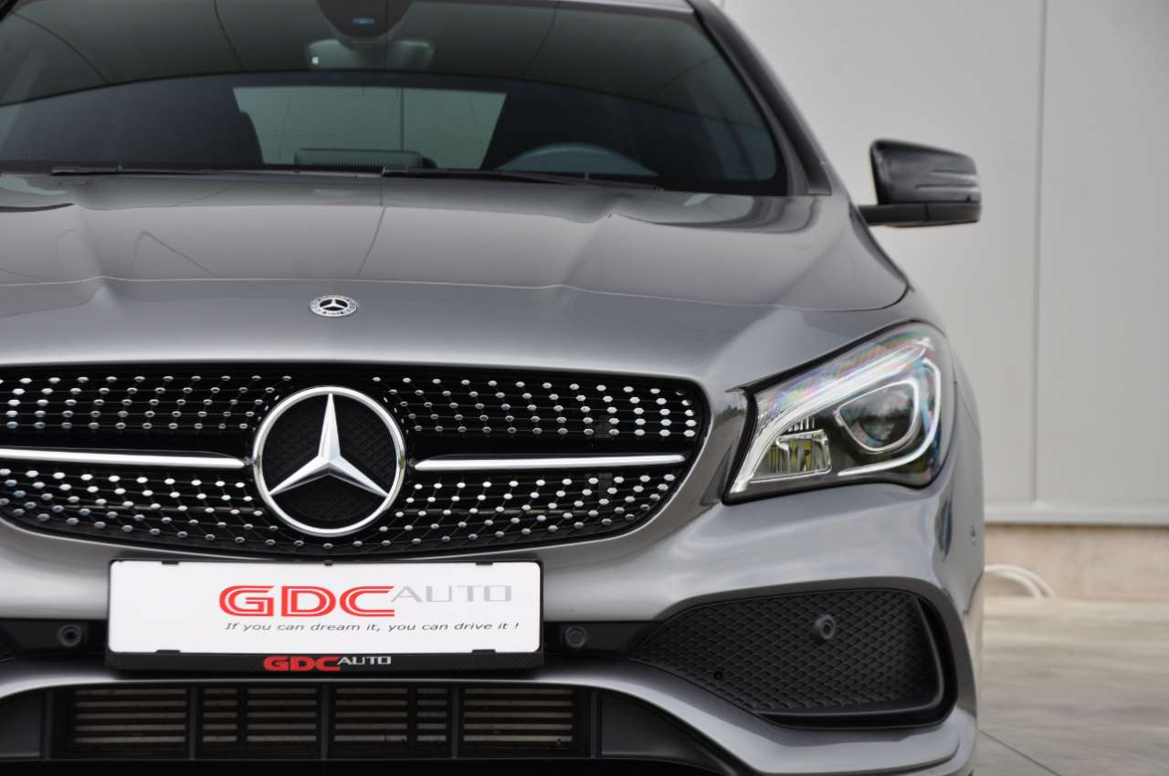 GDC Auto Mercedes-Benz CLA 180 EDITION - AMG STYLE