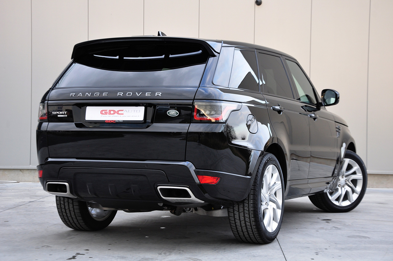 GDC Auto Land Rover  Range Rover Sport 3.0 SDV6 HSE Dynamic ( FULL OPTION )