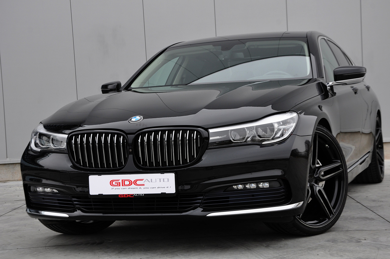 GDC Auto BMW 730 Head-up , Navi , 49.500 Km.