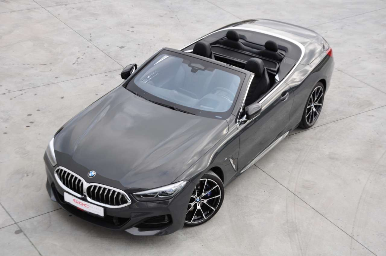 GDC Auto BMW 840 CABRIO | M-PACK | FULL OPTION |