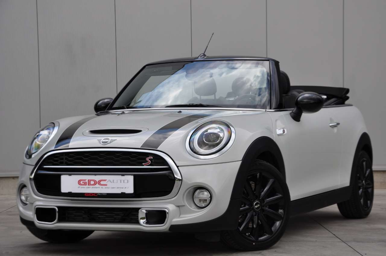 GDC Auto MINI Cooper S Cabrio FULL OPTION | AUTOMAAT