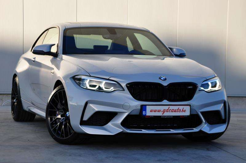 GDC Auto BMW M2 3.0 Competition DKG 410 Pk