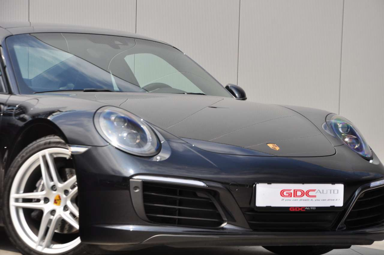 GDC Auto Porsche 911 3.0 Turbo PDK | Open Dak | Super Staat!