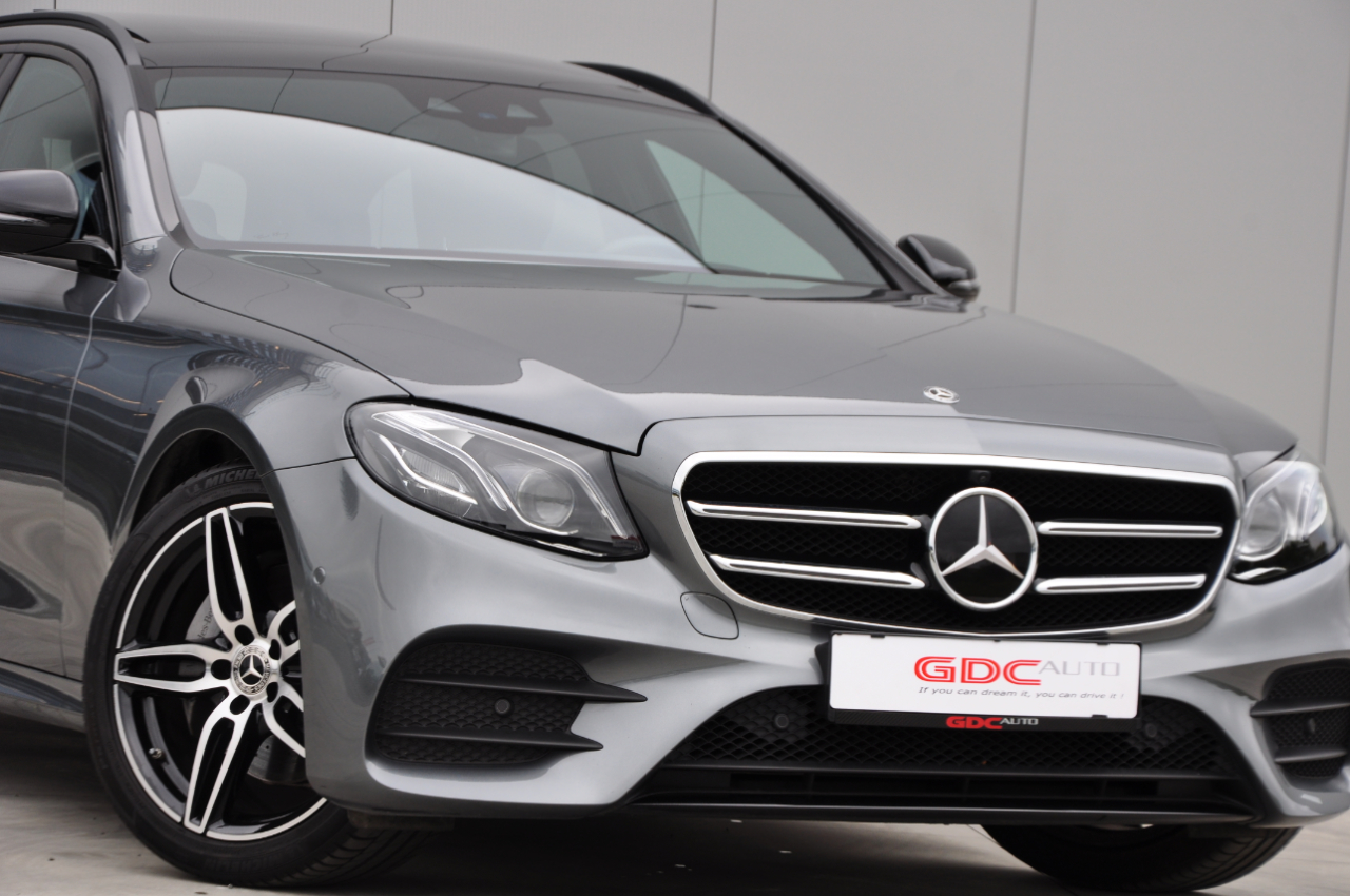 GDC Auto Mercedes-Benz E 220 AMG PACK - FULL OPTION!