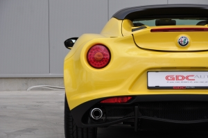 GDC Auto Alfa Romeo 4C 1.7 TBi SPIDER FULL OPTIONS
