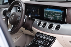 GDC Auto Mercedes-Benz E 220 EXCLUSIVE -Navi Command - Widescreen Cockpit