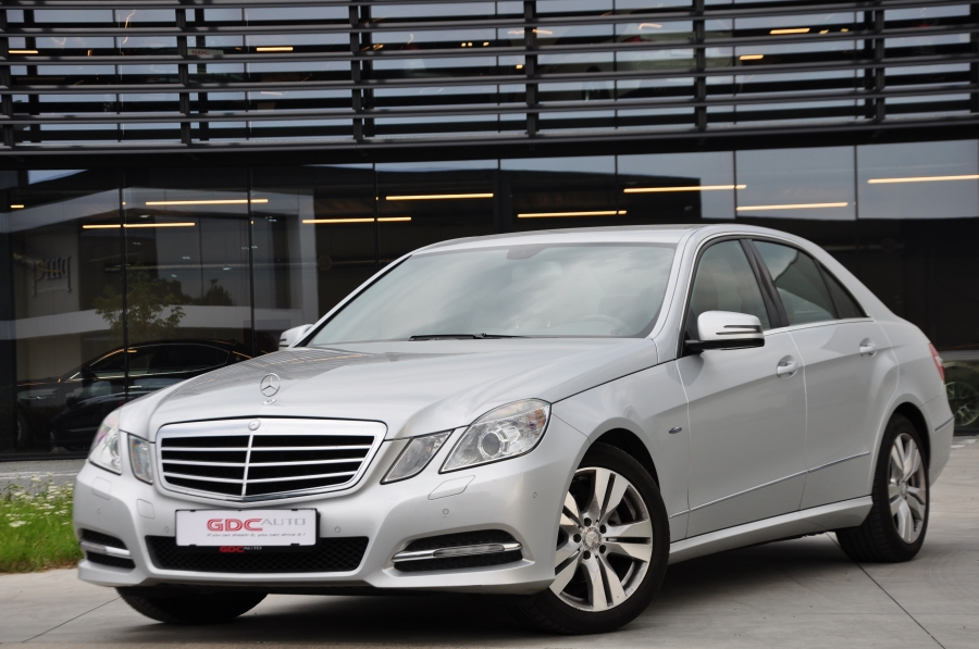 GDC Auto Mercedes-Benz E 200 CDI BE Avantgarde Start/Stop
