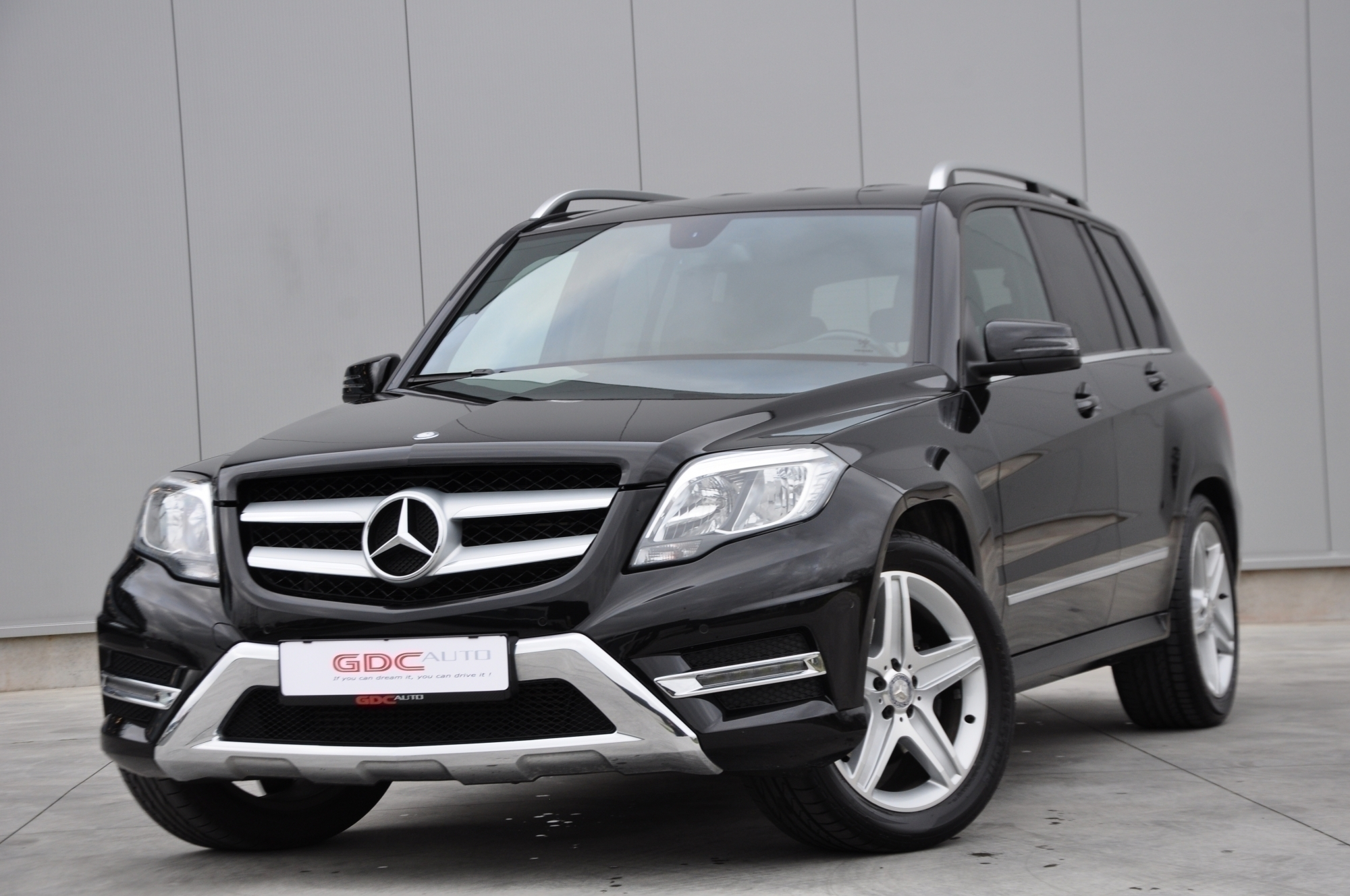 GDC Auto Mercedes-Benz GLK 220 CDI BlueTEC 4-Matic | AMG-pack.