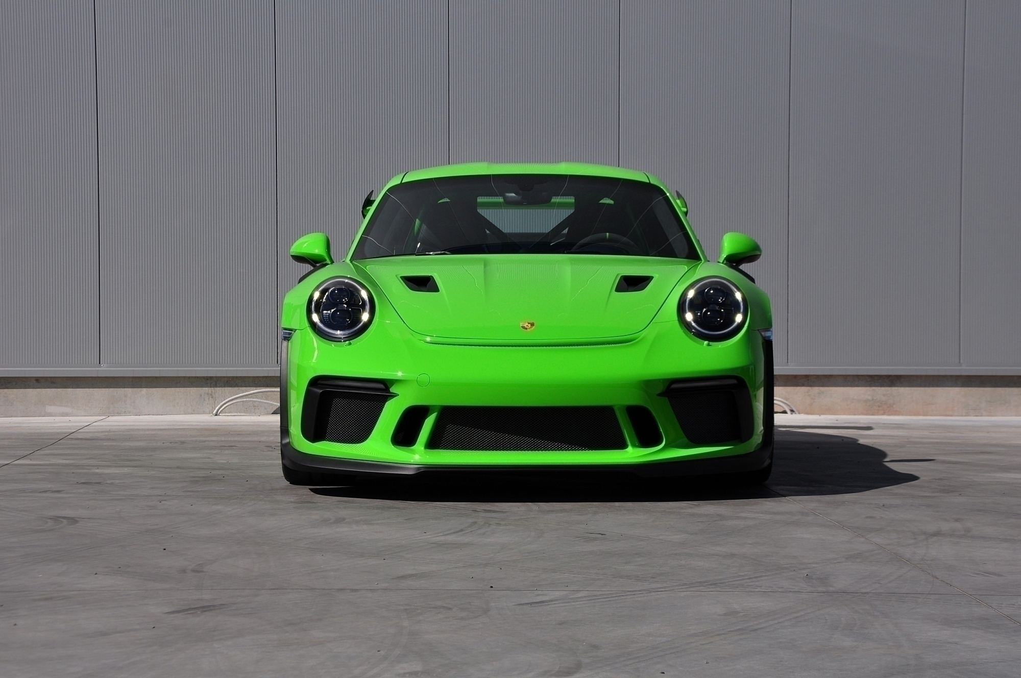 GDC Auto Porsche 991 GT3 RS MK2 / NEW / LIFT / 2300KM