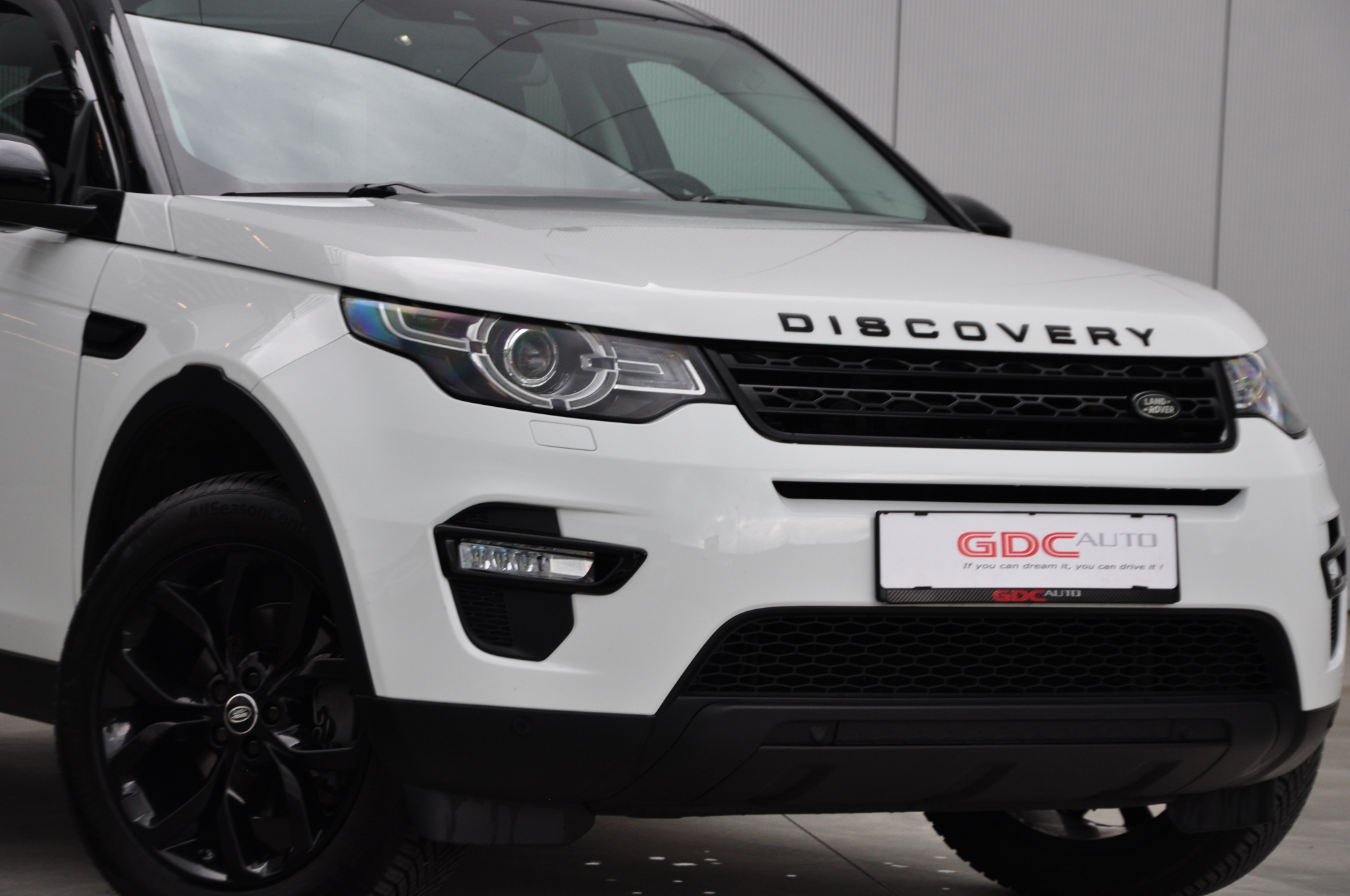 GDC Auto Land Rover  Discovery Sport 2.0 TD4 HSE | Black Pack | Navi | 4x4 | 180 PK.