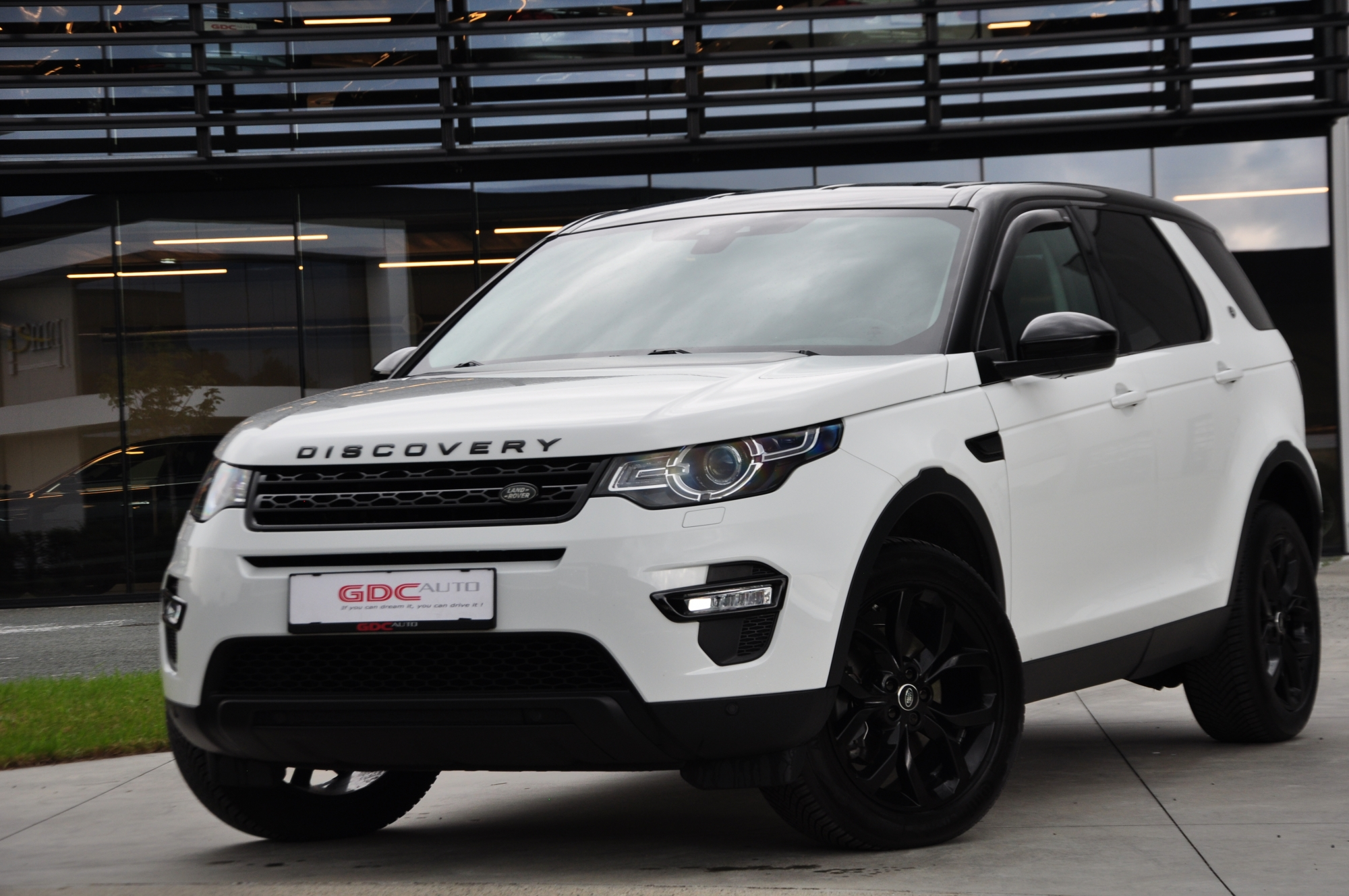 GDC Auto Land Rover  Discovery Sport