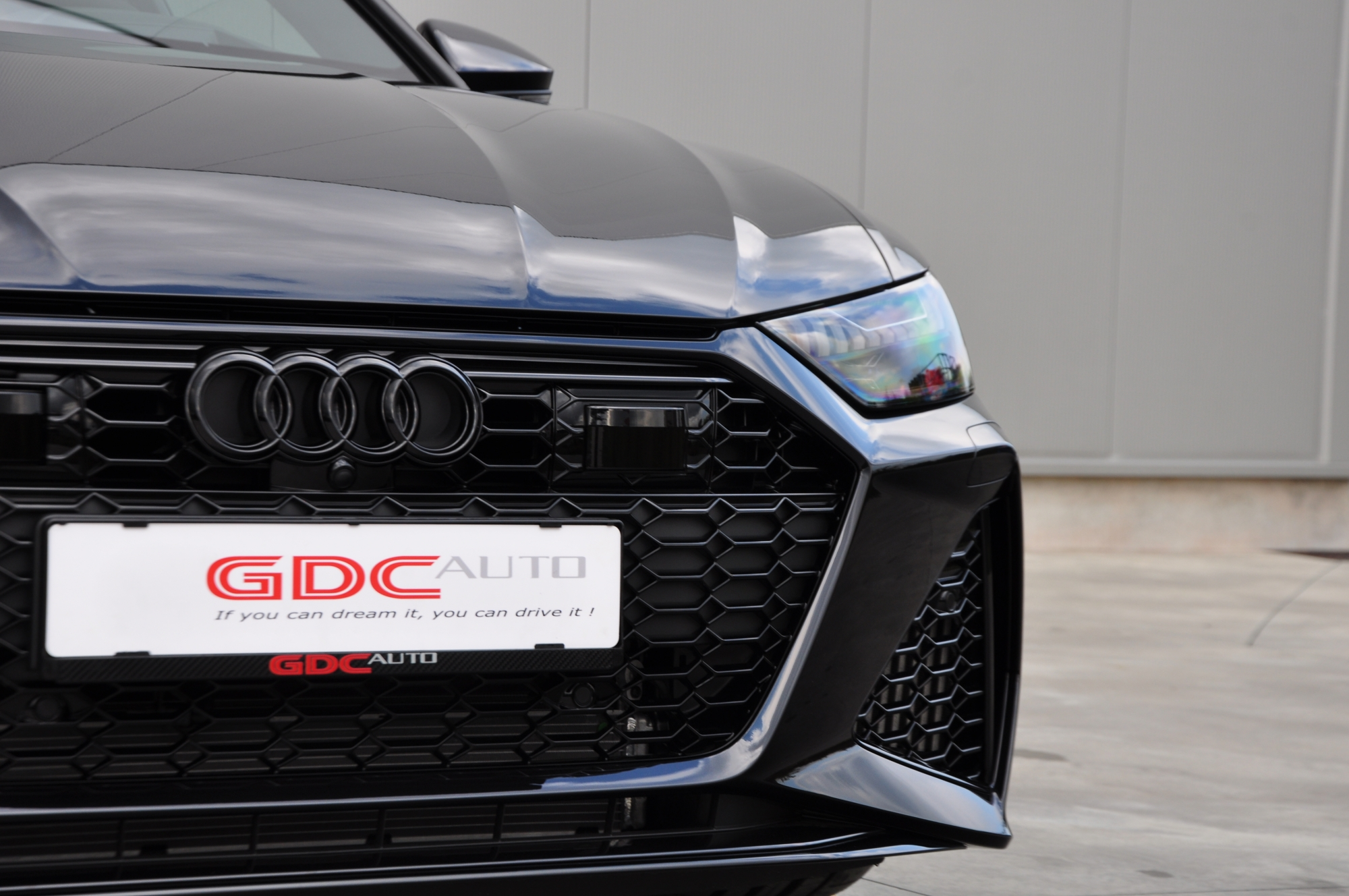 GDC Auto Audi RS6 FULL OPTION / PACK RS
