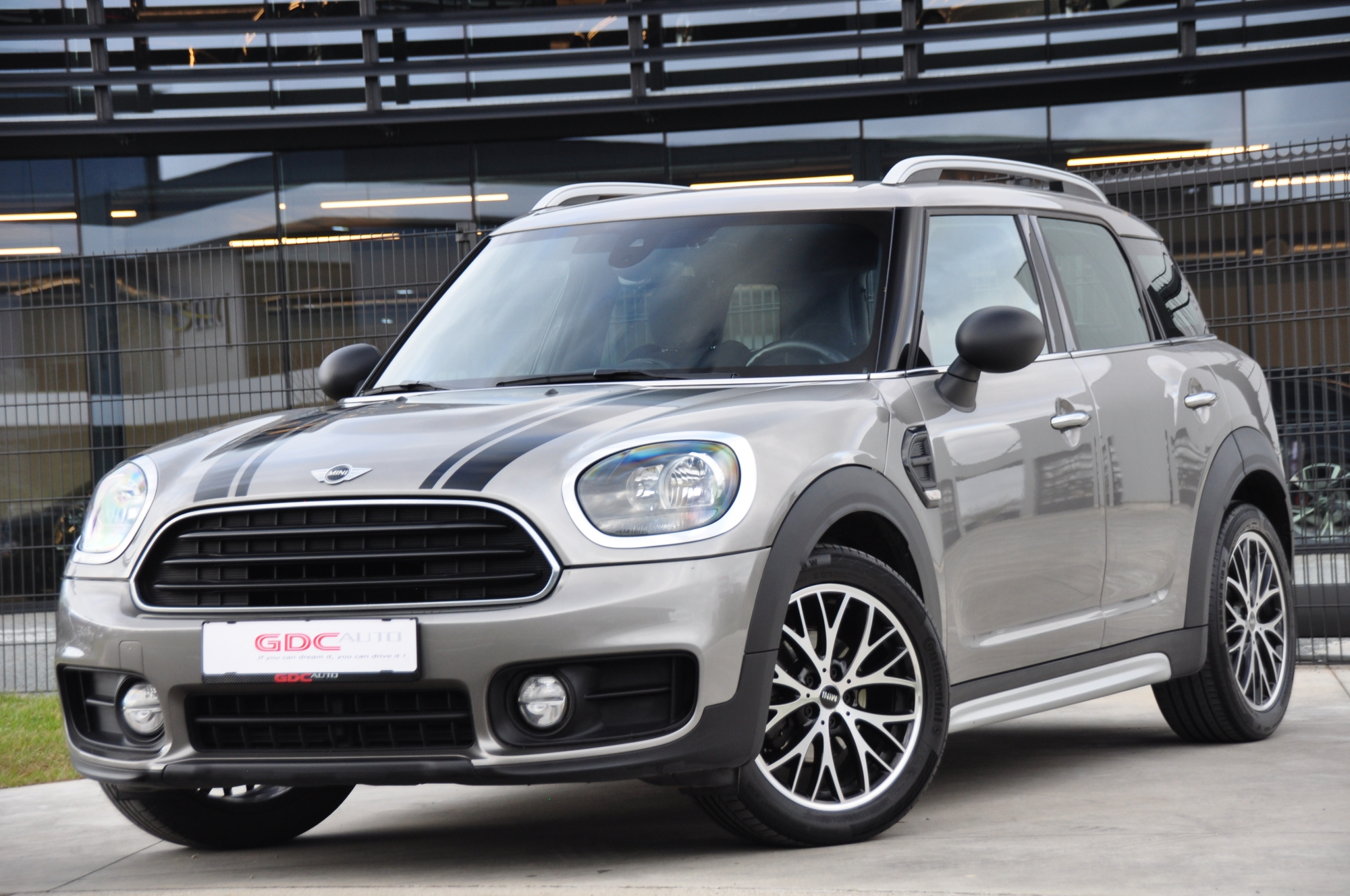GDC Auto MINI One D Countryman