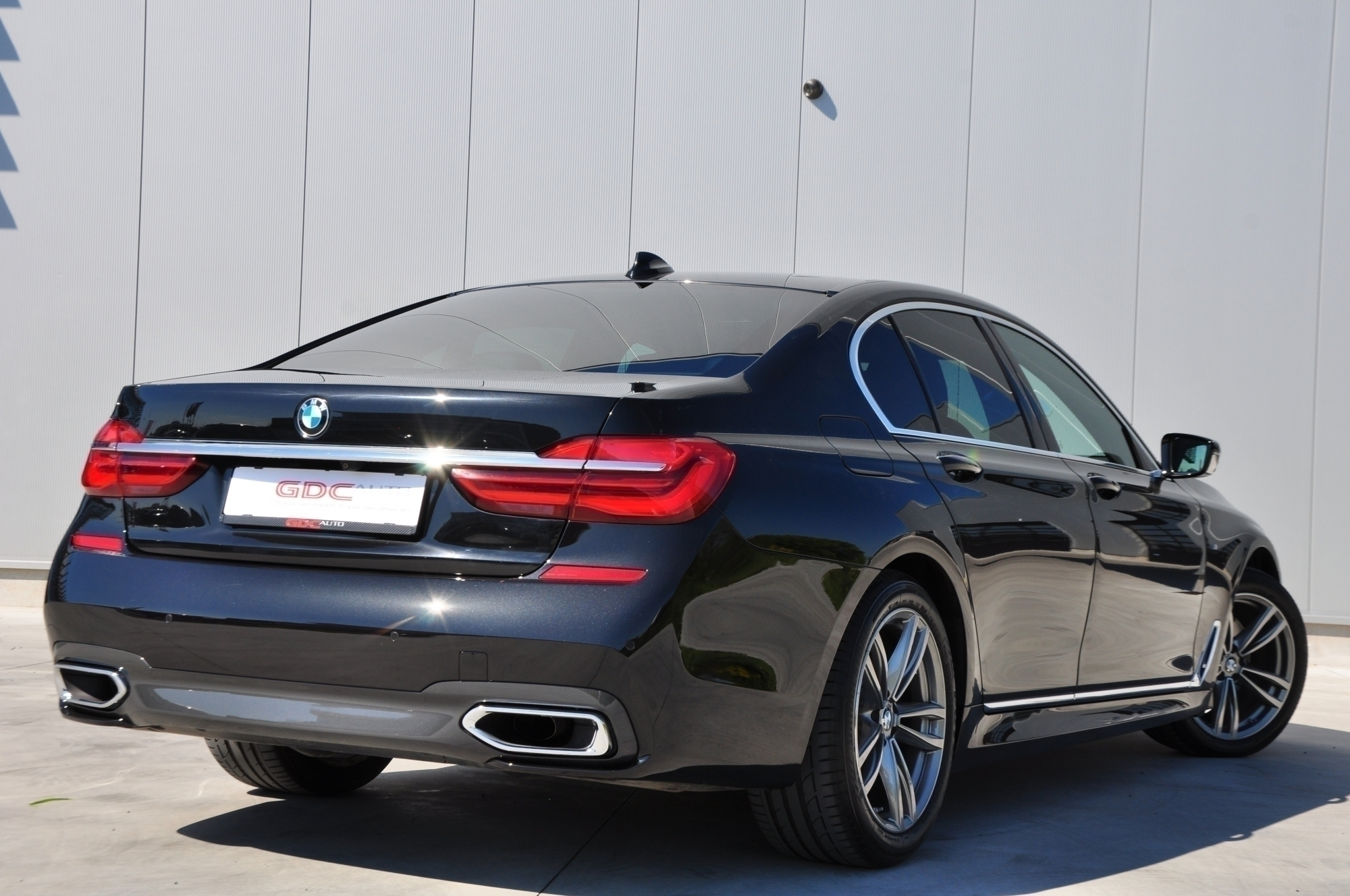 GDC Auto BMW 730 Xdrive M-Pack - Full Option